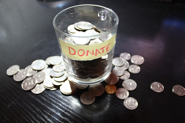Year-End Donation Downers