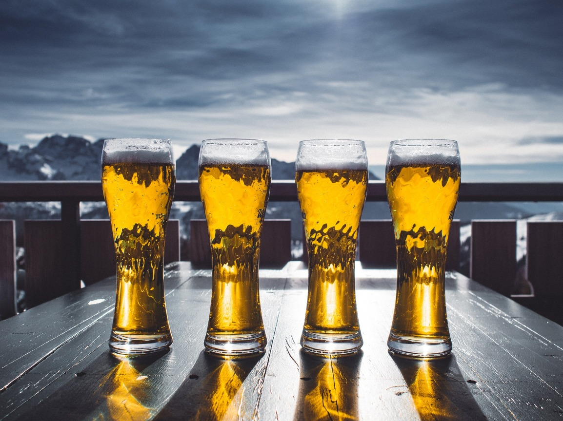 Drink a beer, help theenvironment