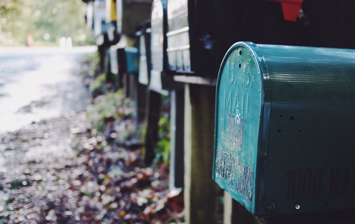 Got mail? Almost never. Here's why that's a mistake.